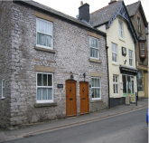 Exchange Cottage self catering in Tideswell Derbyshire, Peak District National Park