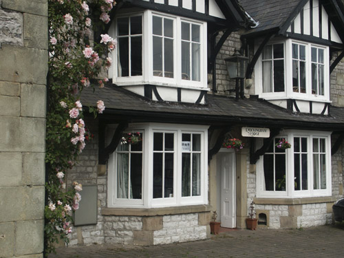 Rockingham Lodge self catering apartment in Tideswell Derbyshire, Peak District National Park