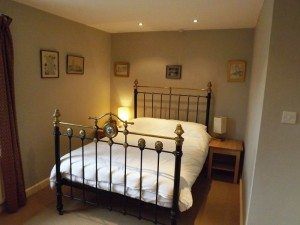 Lavender Cottage double bedroom